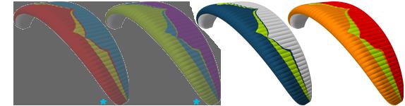 スイフトマックス Color Options