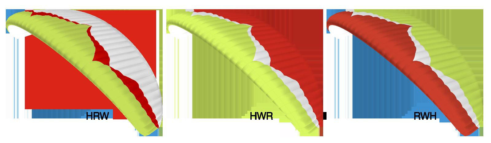Ultralite 4 Colour Options