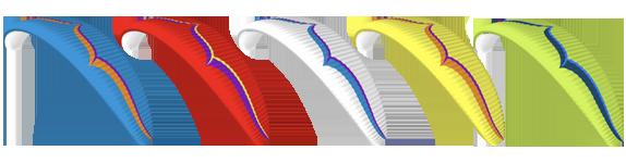 アルピナ4 Color Options