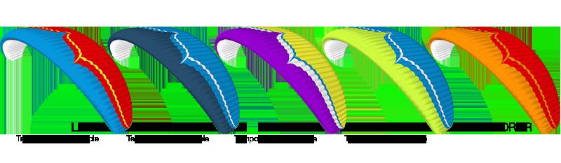 ジオ6 Colour Options