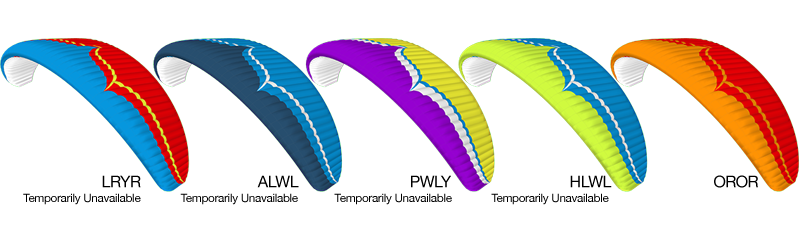 GEO 6 Colour Options