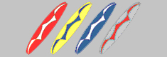 Vibe Colour Options