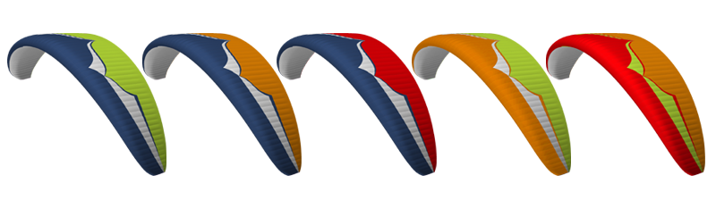 Alpina 2 Colour Options