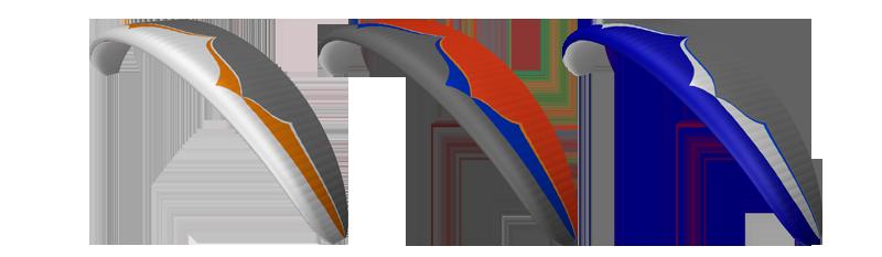 Mantra M3 Colour Options