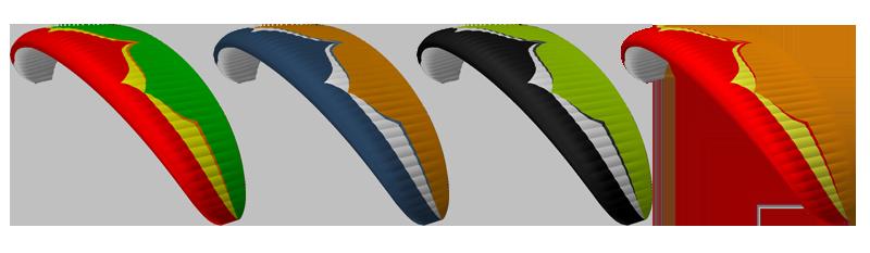 Magnum II Colour Options