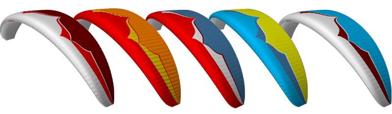 Delta Colour Options