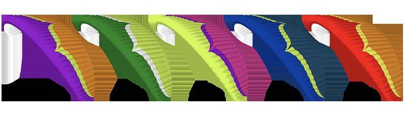 모조 6 Colour Options