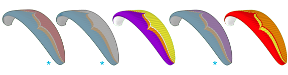 Swift 5 Color Options