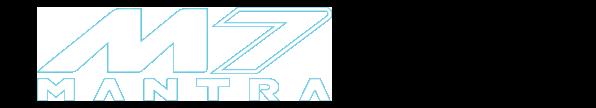 만트라 엠7 Logo