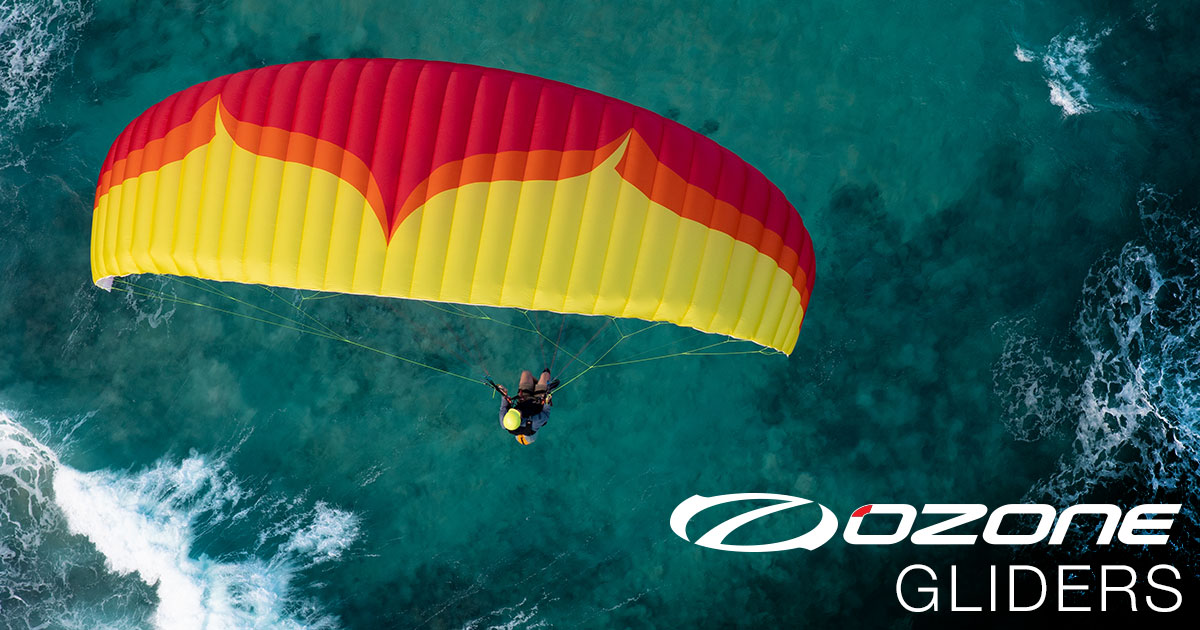 Home | Ozone Paragliders
