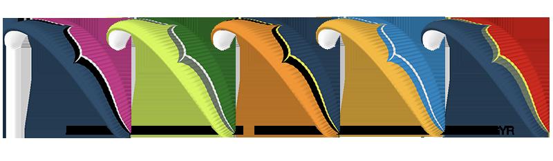 Delta 4 Colour Options