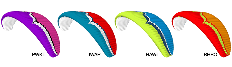 Kona 2 Colour Options