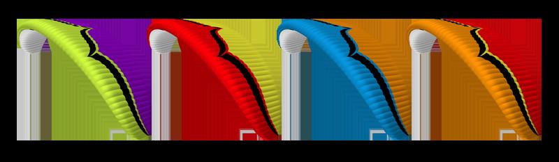 シロッコ2 Colour Options