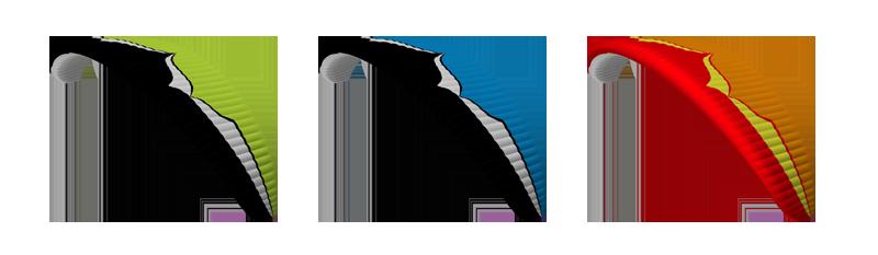 Slalom Colour Options