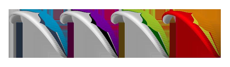Viper 3 Colour Options