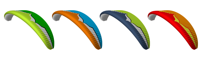 Speedster Colour Options