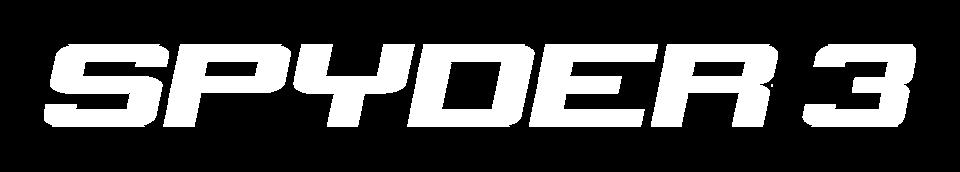 スパイダー3 Logo
