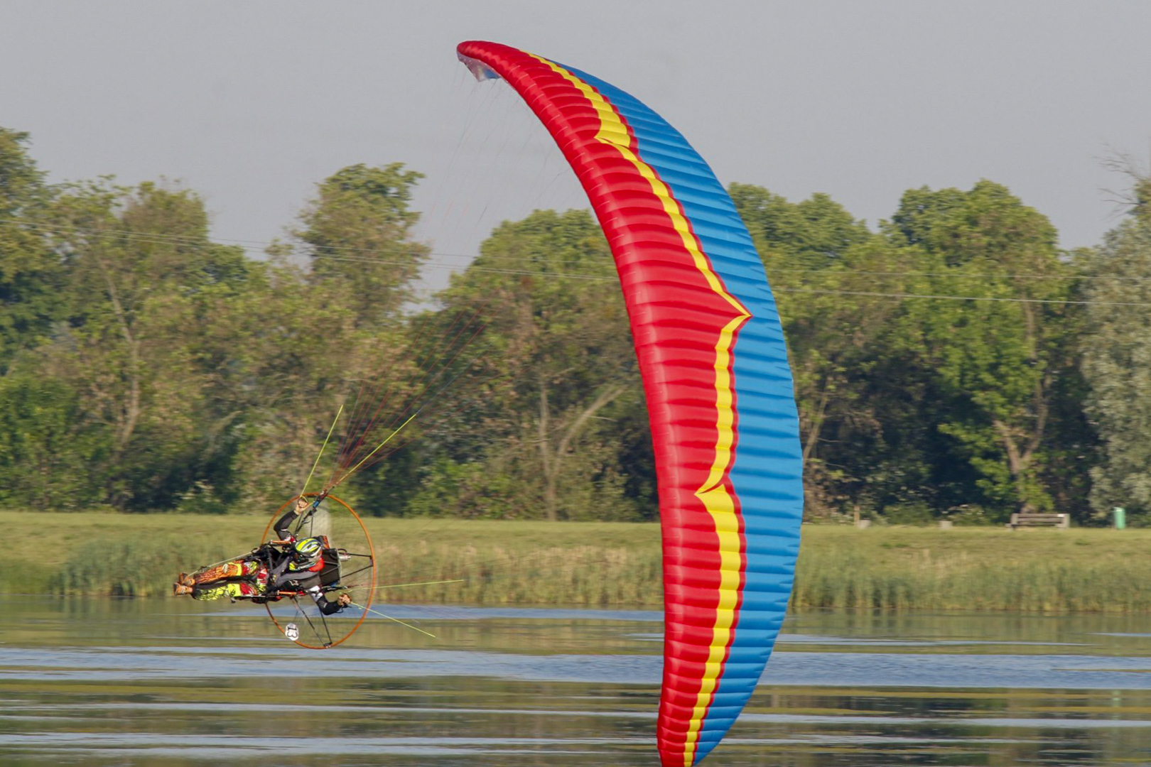 Bartek Nowicki wins Gold in Poland | Ozone Paramotor