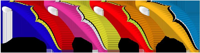 Spyder 3 Colour Options