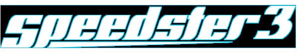 Speedster 3 Logo