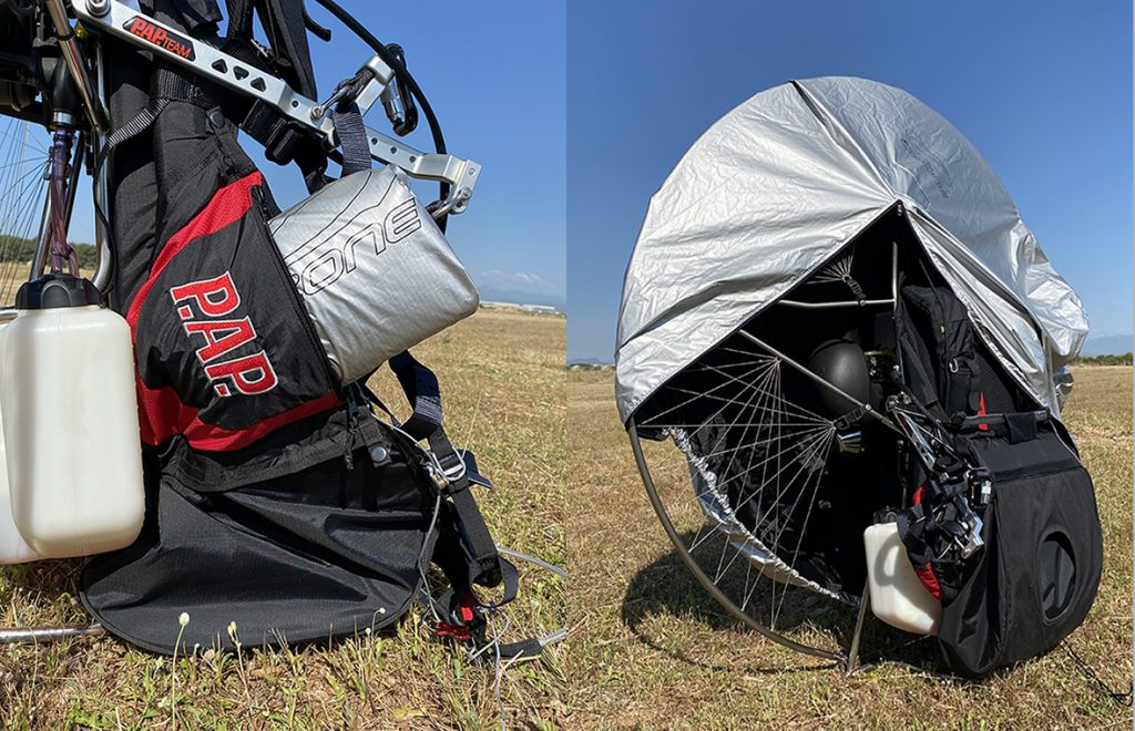 Ozone Paramotor Cover