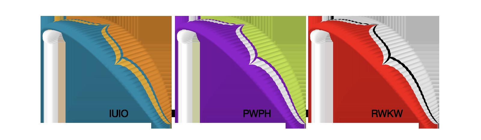Viper 5 Colour Options