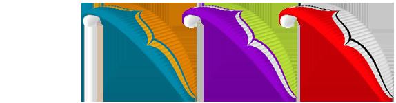 Viper 5 Color Options
