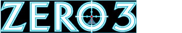 ゼロ3 Logo