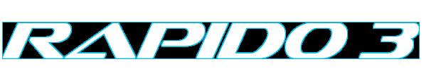 Rapido 3 Logo